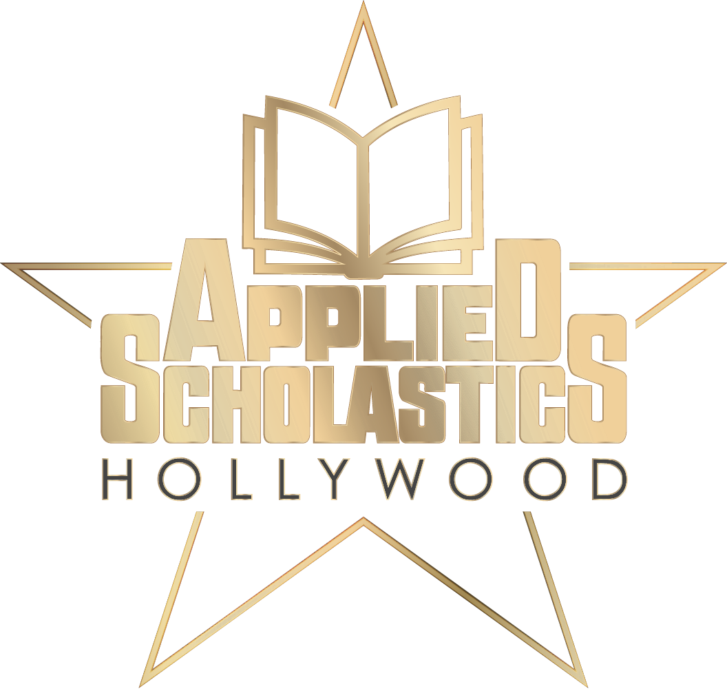 Applied Scholastics Hollywood Logo